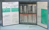 Vzorkovnice drsnosti - nástěnná tabule Schut 850.314