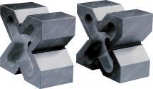 Prizmatická podložka X-blok SCHUT 403.371