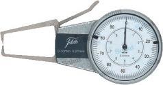 Přístroj na vnější měření s číselníkem Schut 908.870