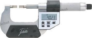 Mikrometry s úzkými měřicími plochami Schut 906.127