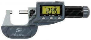 Digitální třmenový mikrometr s indikací tolerančního pole