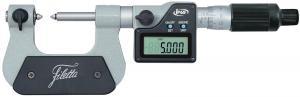 Mikrometr digitální na měření závitů