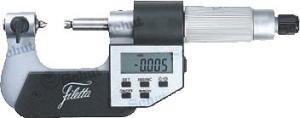 Mikrometr na měření závitů Schut 906.700