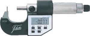 Mikrometr s válečkovým dotekem Schut 907.036
