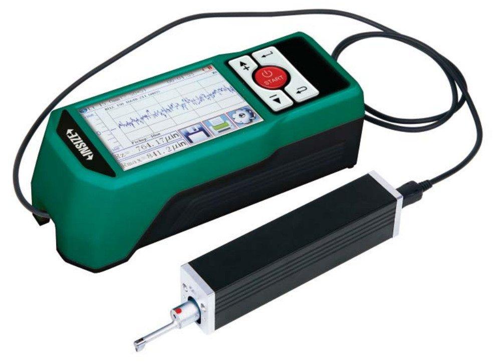 Přenosný drsnoměr INSIZE ISR-C300